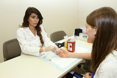 2014 Pharmacy lab Shots