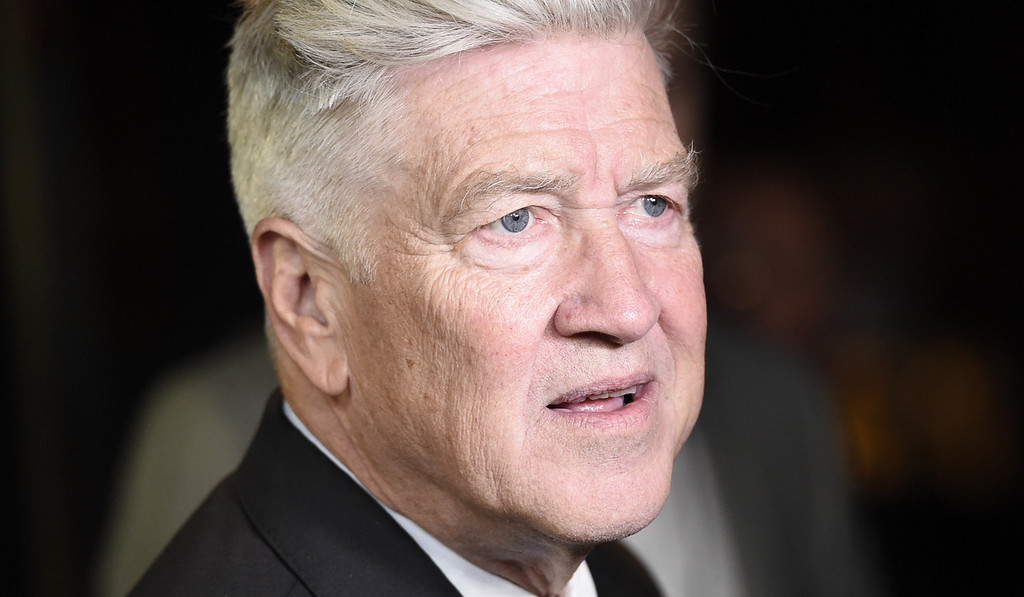 """. Director David Lynch -- who brought us the twisted \""""Twin Peaks\"""" and now the new, twisted \""""Twin Peaks\"""" -- is 71. (Chris Pizzello/Invision/AP)"""