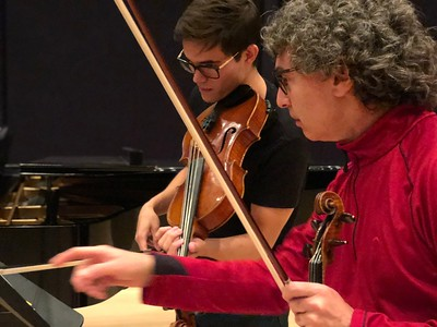 Emory University Department of Music | Master Classes | Monday, 15 October 2018