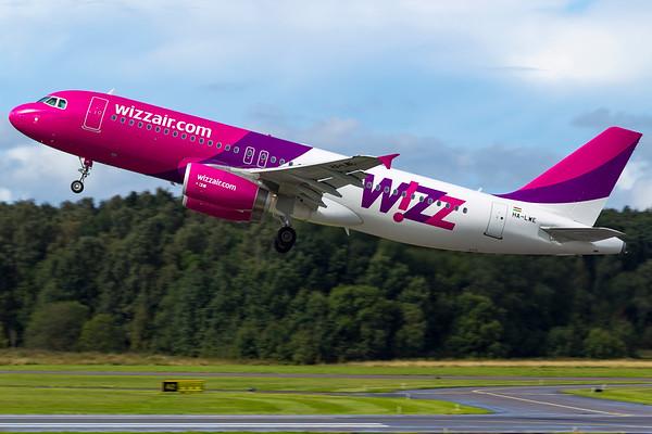 HA-LWE - Airbus A320-232