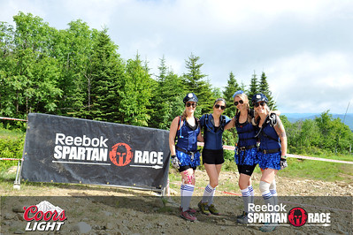 Quebec City Spartan Super 21st June