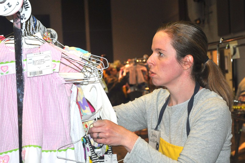 Volunteer Hard at Work: Jennie McCollums