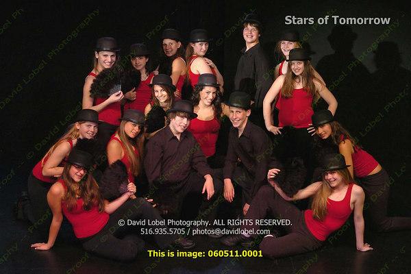 2006-05 Stars of Tomorrow Stage Portrait Test