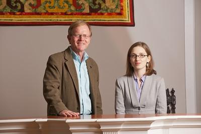 John & Megan
