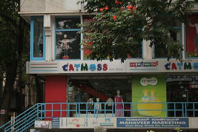 India 2009 - Bangalore/Wynad