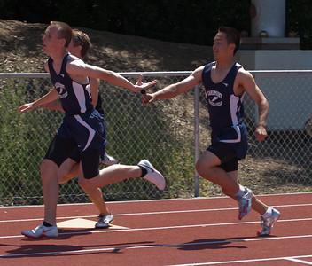 CCS Pelims May 21, 2011 Boys 4 X 100 Meter Relay