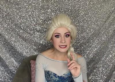 HBD Elsa Video's
