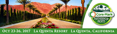 2017 Core-Mark Partnering for Profits La Quinta