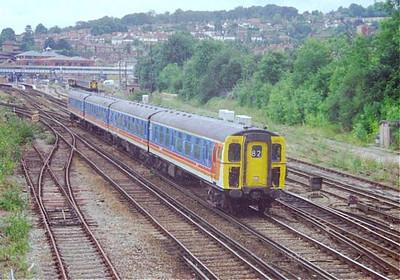 Class 421 (4 Cig) BREL York