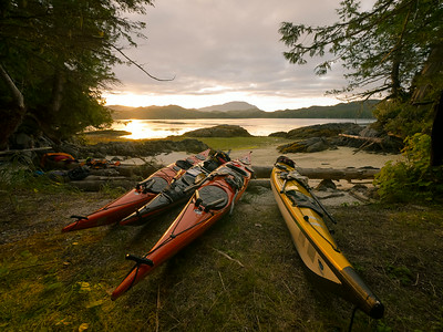 Hakai / Bella Bella Sea Kayaking, August 2014