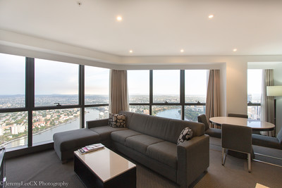 Meriton Serviced Apartment - Brisbane on Adelaide Street