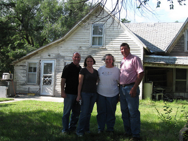 Nebraska Trip & Reunion - Aug, 2008