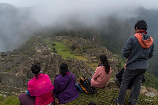 Machu Picchu with #BohemianWanderTour