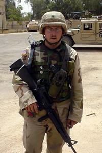 2008-06-17 SSGT Logan MacDonald in Iraq