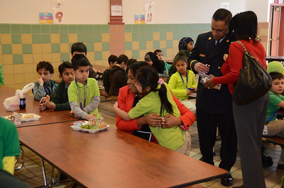 Lunch with the Mayor: Rochester International Academy - 3/5/2015