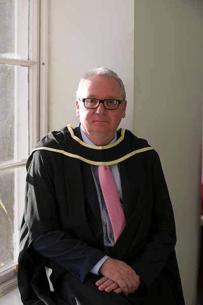 01/11/2018. Waterford Institute of Technology (WIT) Conferring Ceremonies 2018. Pictured is Ed Mansworth. Picture: Patrick Browne