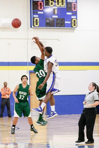 2012-2013 WMS Basketball