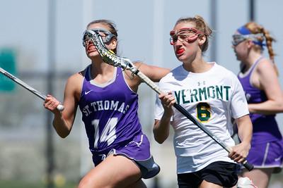 US Lacrosse Women's Collegiate Lacrosse Associates (WCLA): Vermont vs St. Thomas