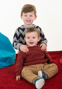 Isaac & Seb
