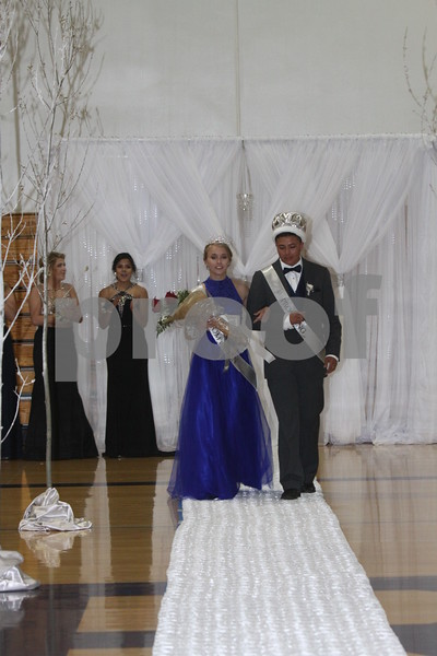 2016 RTHS PROM - THE GRAND MARCH
