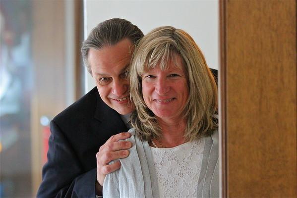Mary & Robert