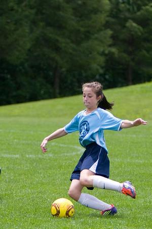 U12 Girls Spring 2012 Game 8