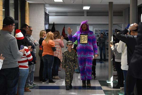 Lower School Halloween Carnival 2019
