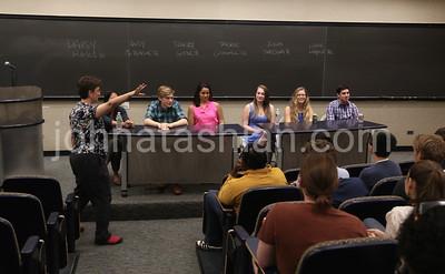 Trinity College - Summer Science Program - June 24, 2014