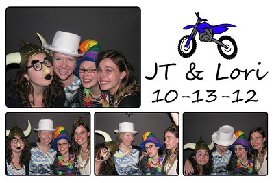 JT and Lori Wedding