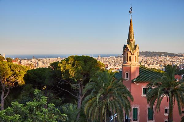 Park Güell & Casa Batlló