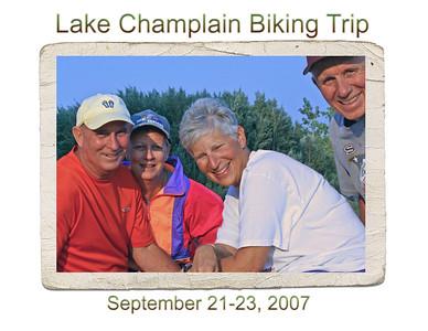 2007 Lake Champlain
