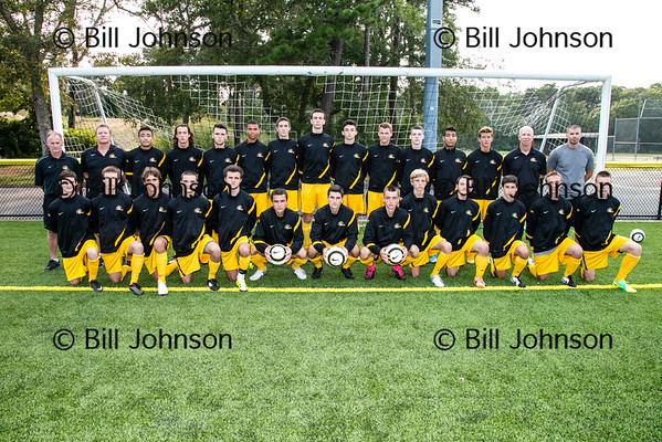 B V Soccer Team and Roster Photos 2015-16
