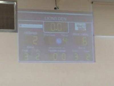 WVMS Basketball Finals at Hillbrook6 2018