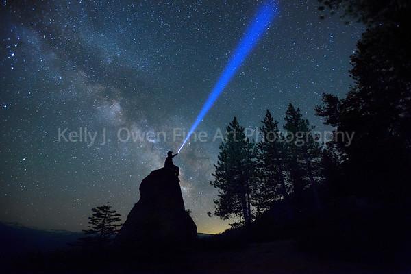 Yosemite National Park & the Milky Way - June 2017