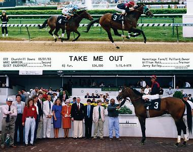 TAKE ME OUT - 5/01/1993