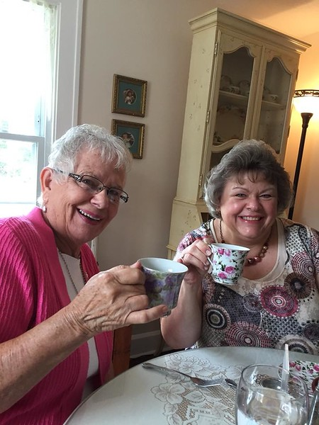 Dottie and Margie - September 7, 2018