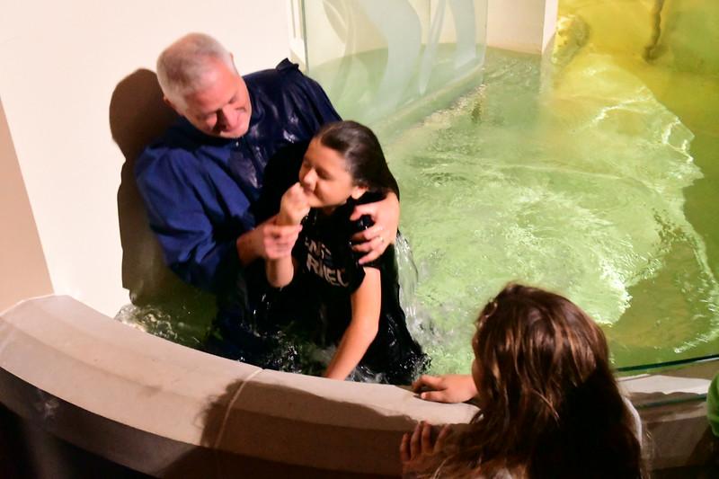 December 2018 Baptisms