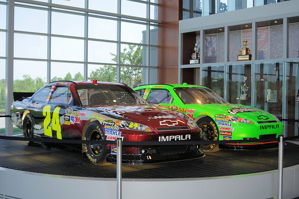Hendrick Shops and Museum - May 31, 2011