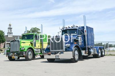 4th Mass Diesel Truck show