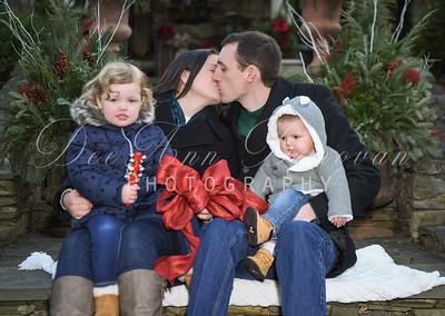 Kristen & Dave's Family Christmas Photos