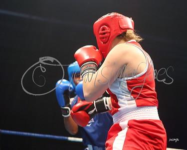 Ariane Fortin (Can) vs. Raquel Miller (USA)