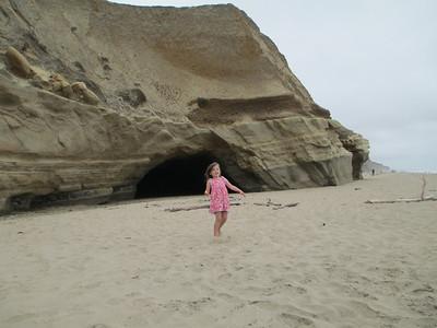 Beach Day -Pescadero 2013