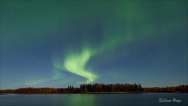 Alaska Aurora 2021