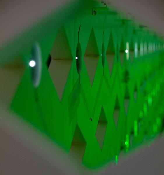 Detail from the lobby of the Oslo Opera House. ********** Detalj fra lobbyen i Operahuset, Oslo. (Foto: Geir)