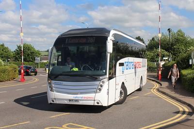 National Express Bus Fleet