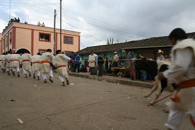 Mexico: Carnival celebrations in Chiapas