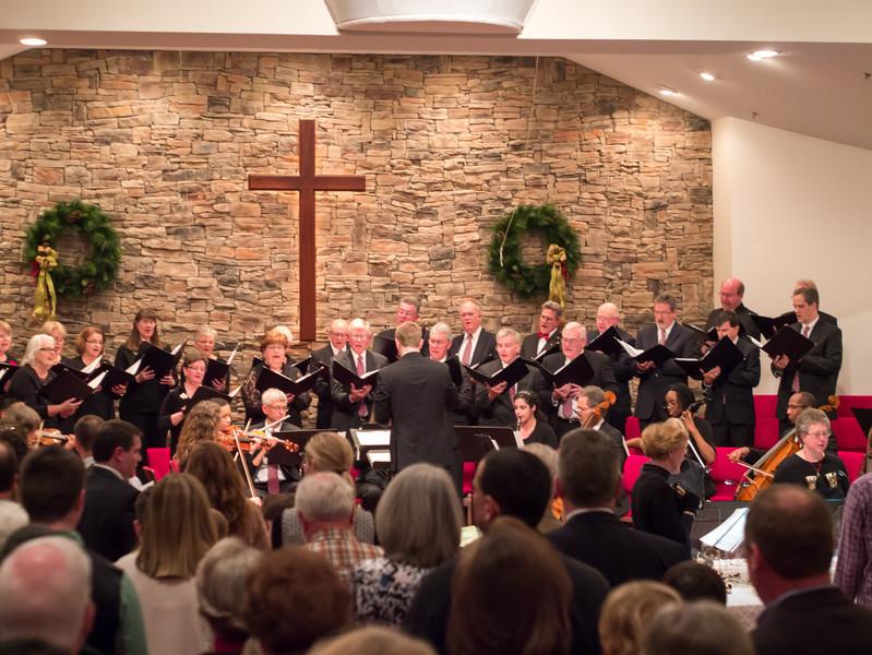 Sycamore Presbyterian Church Christmas Concert 2013