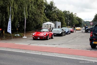 20130818 Cento Miglia super cars in Ravels