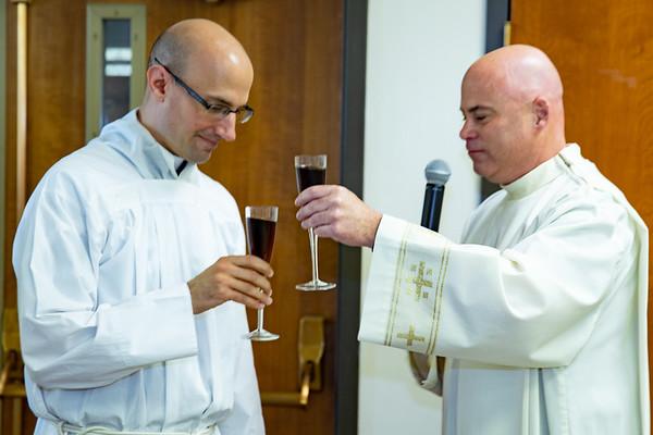 Fr Sahd - SJN Reception
