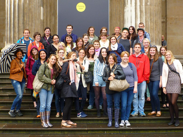 Oxford Summer Seminar 2012
